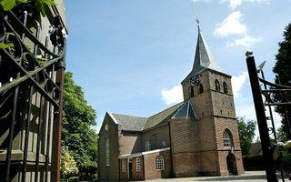 De PKN adviseert gemeenten om in gesprek te gaan over vaccinatie. Foto: Loenen (Gelderland). beeld RD, Anton Dommerholt