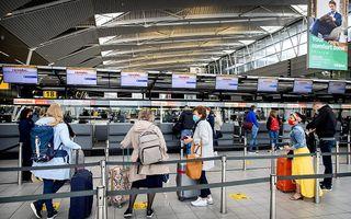 Veel mensen blijken te zijn besmet na een bezoek aan Spanje of Portugal. beeld ANP, Koen van Weel