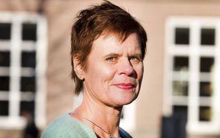 Prof. mr. Gera van Duijvenvoorde. beeld RD, Henk Visscher