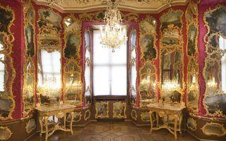 De spiegelzaal in het stadsslot. beeld RD, Henk Visscher