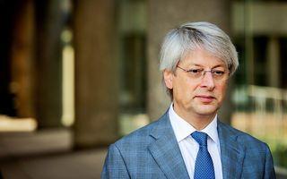 Marcel Gelauff, hoofdredacteur van NOS Nieuws. beeld ANP, Robin van Lonkhuijsen