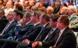 SGP-bijeenkomst, beeld Cees van der Wal.