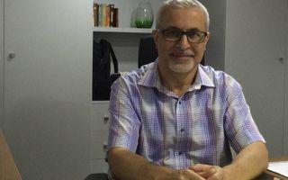 Directeur Daoud Arnaout. beeld RD