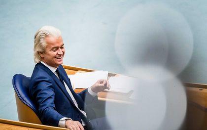 Wilders. beeld ANP BART MAAT