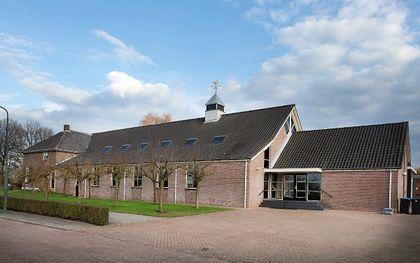 Het kerkgebouw van de oud gereformeerde gemeente in Nederland te Geldermalsen. beeld RD, Henk Visscher