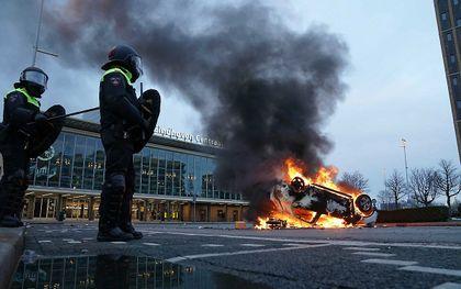 Eindhoven. beeld EPA/ROB ENGELAAR