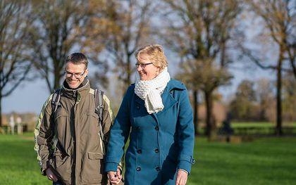 Arjan en Helma Branger. beeld Wycliffe Bijbelvertalers Nederland