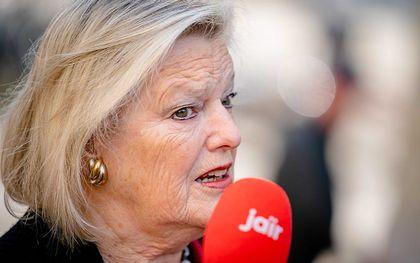 Staatssecretaris Broekers-Knol van Justitie. beeld ANP, Bart Maat