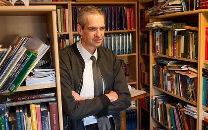 Ds. N. A. Donselaar, beeld RD, Anton Dommerholt