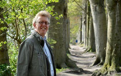 Prof. dr. ir. Jan van der Stoep. beeld Arie Kok