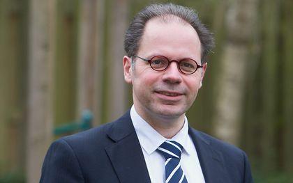Ds. M. Maas (archieffoto uit 2013). beeld RD, Anton Dommerholt