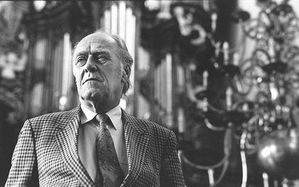 Willem Hendrik Zwart (1925-1997). beeld RD, Henk Visscher