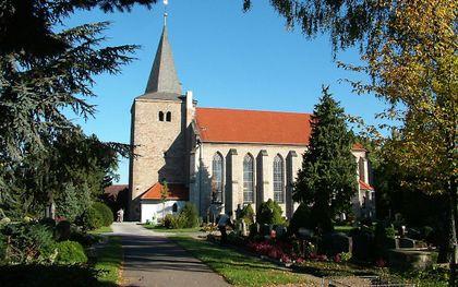 St. Johanniskirche in Nordstemmen. beeld Wikimedia