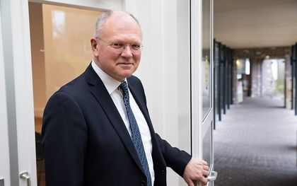 Prof. dr. Herman Selderhuis. beeld RD, Anton Dommerholt