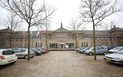 Het dienstencentrum van de Protestantse Kerk in Nederland, in Utrecht (archieffoto). beeld Sjaak Verboom