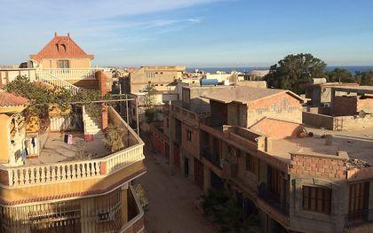 Oran, Algerije. beeld Christiaan de Lange