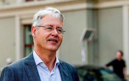 Demissionair minister Arie Slob. beeld ANP, Robin Utrecht