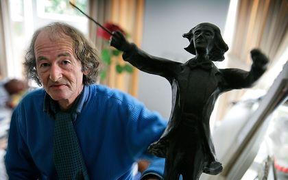 Dirigent Pieter Stolk in 2006. beeld RD, Sjaak Verboom