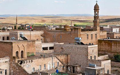 De veroordeelde monnik behoort tot een gemeenschap onder bestuur van het Mor Gabriel-klooster. Het gebouw is het oudste nog bestaande christelijke klooster in de wereld. beeld iStock
