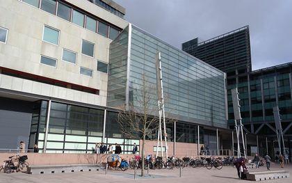 Het gerechtshof Den Haag. beeld Wikimedia