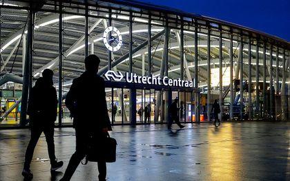 Utrecht CS. beeld ANP, ROBIN VAN LONKHUIJSEN