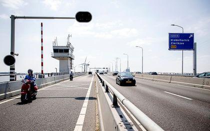 Haringvlietbrug. beeld ANP, Sem van der Wal