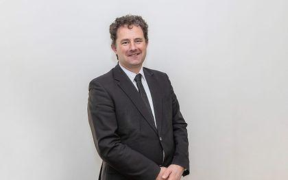 Dr. C. P. de Boer. beeld RD, Henk Visscher