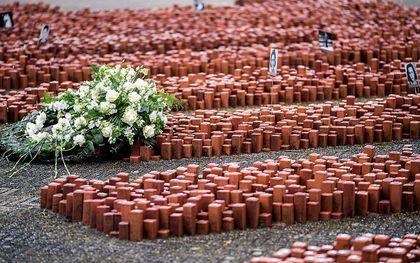 Kamp Westerbork. Beeld ANP, SIESE VEENSTRA