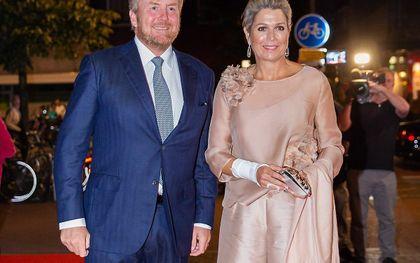 Koning Willem-Alexander en koningin Máxima. beeld ANP, Wesley de Wit