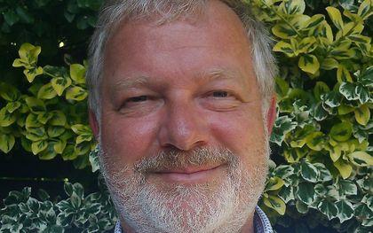 Ds. J. R. van Vugt. beeld RD