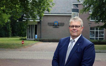 Burgemeester Ten Kate van Staphorst. beeld Eelco Kuiken