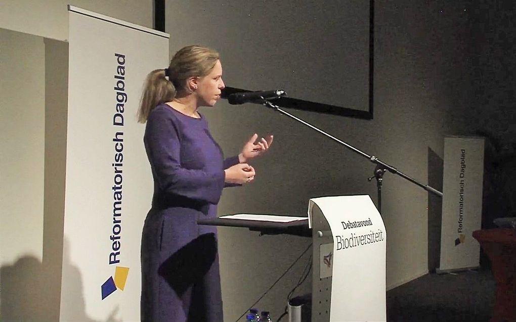Minister Schouten. beeld RD