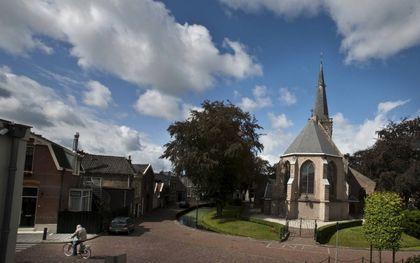 De Singelkerk in Ridderkerk.beeld RD, Henk Visscher