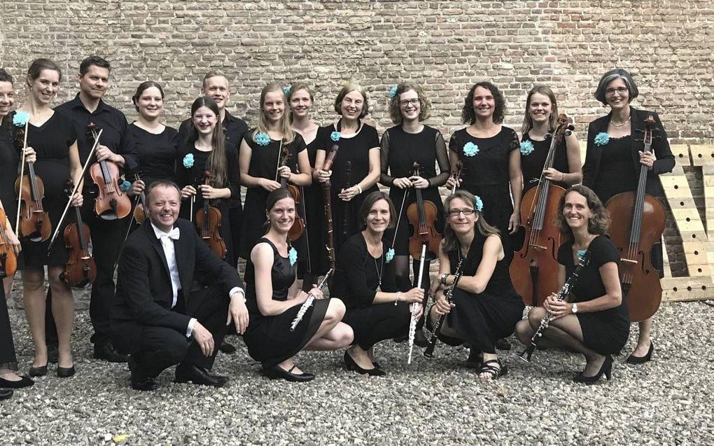 Christelijk ensemble Filomusica.beeld Filomusica