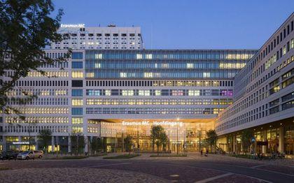 Het Erasmus MC. beeld RD