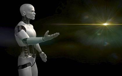 """De Britse wiskundige John Lennox ziet in de komst van de transhumane supermens een teken van de eindtijd. """"De uiteindelijke wereldregering zal openlijk en maximaal vijandig staan tegenover God.""""beeld iStock"""