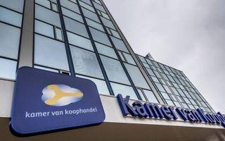 De Kamer van Koophandel heeft veel informatie voor starters.beeld ANP, Lex van Lieshout