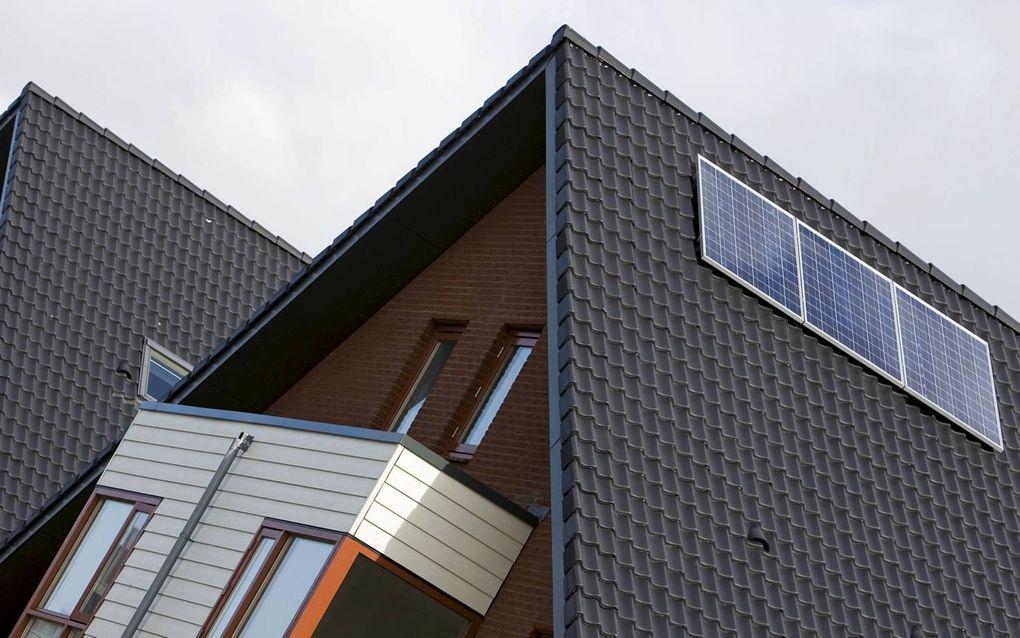 Nederland heeft nieuwe vinex-wijken hard nodig. beeld ANP, Lex van Lieshout