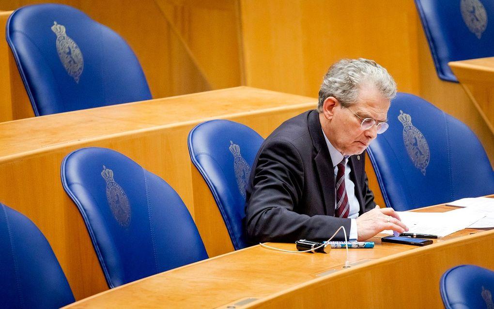 SGP-Kamerlid Bisschop. beeld ANP, Sem van der Wal