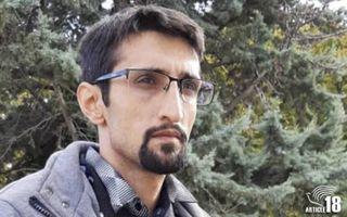 De 34-jarige Ebrahim Firouzi heeft vanwege zijn christelijke geloof al bijna zeven jaar in een Iraanse cel doorgebracht.beeld Article 18