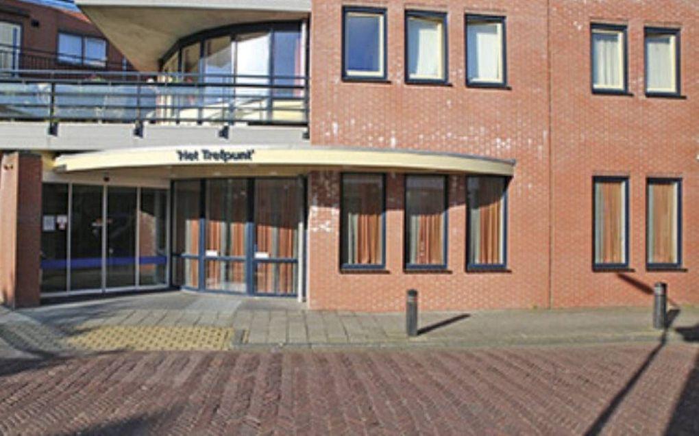 Buurtcentrum Het Trefpunt in Noordwijk.beeld gereformeerdekerken.info