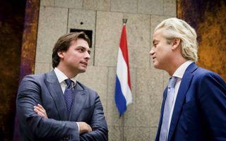 Baudet en Wilders, beeld ANP, Bart Maat