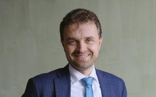 André van Luijk. beeld  Sjaak Verboom