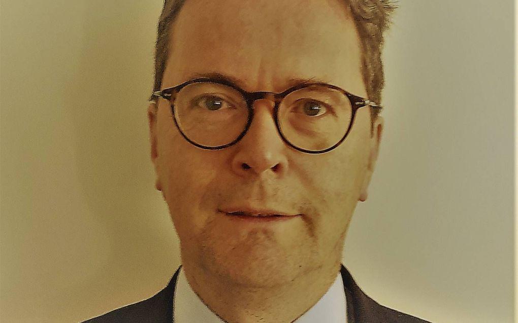 Robert Zoutendijk. beeld RD