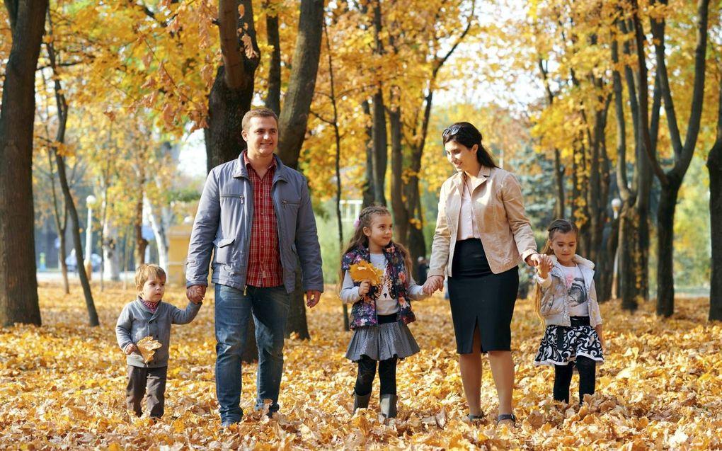 """""""Kinderen hebben behoefte aan stabiele en geborgen gezinnen."""" beeld iStock"""