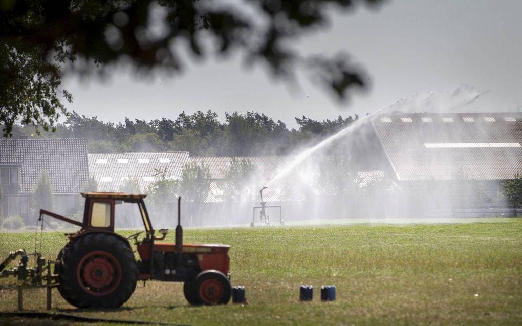 De afgelopen jaren hadden we te maken met behoorlijke periodes van droogte. beeld RD, Henk Visscher