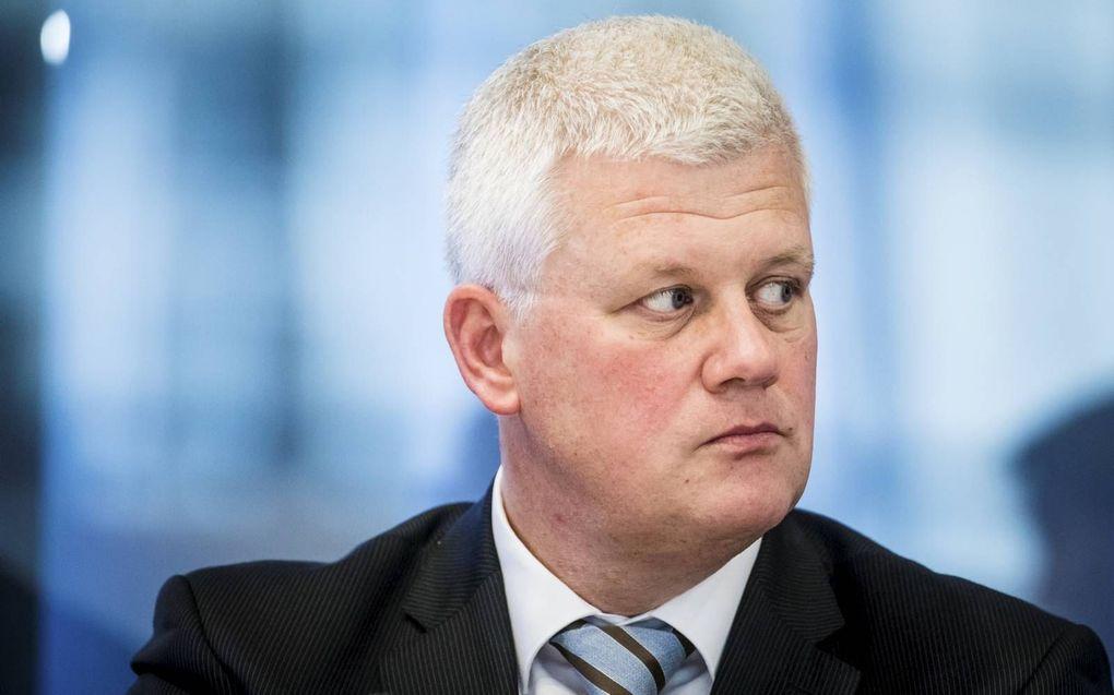 Van Dam, beeld ANP, Bart Maat