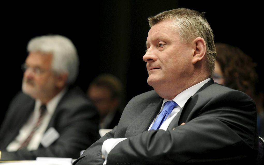 CDU-politicus Hermann Gröhe is tegen het plan. beeld EPD, Hanno Gutmann