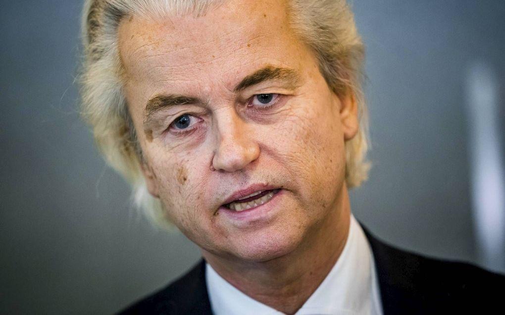 Wilders, beeld ANP, Bart Maat