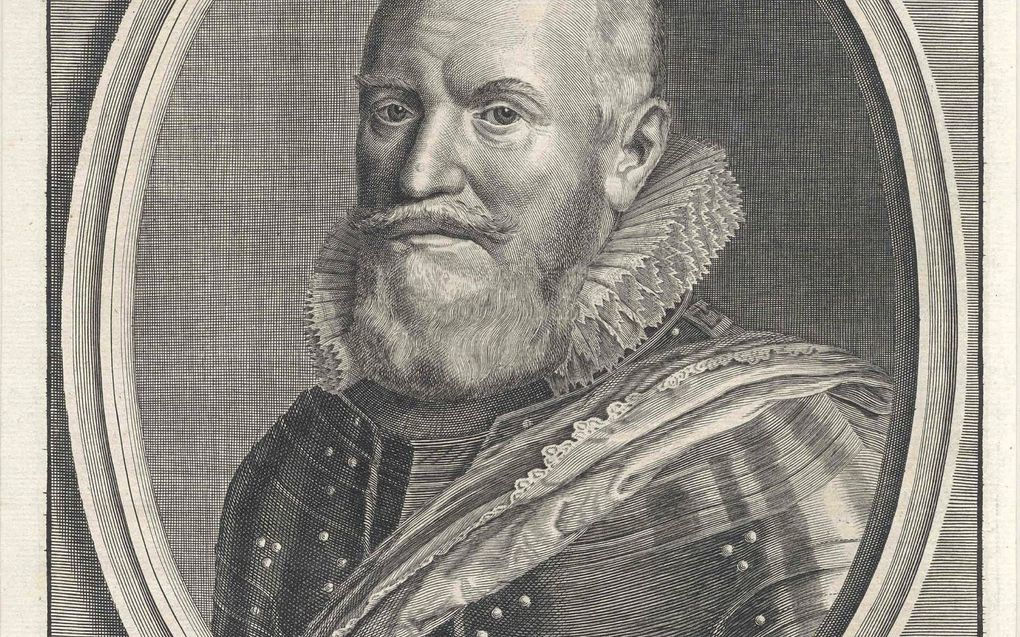 Graaf Willem Lodewijk.beeld RD